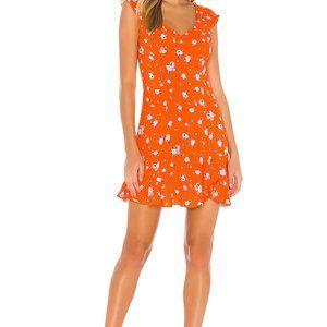 Free People - Like A Lady Mini Dress - M $108 NWT